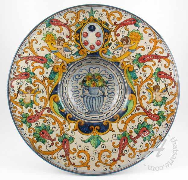 Manuela Autore Presso Thatsarte Com Italian Pottery Journal