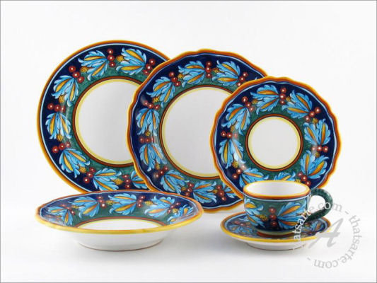 What Are The Most Popular Italian Dinnerware Patterns & Most Popular Dinnerware Patterns - Castrophotos