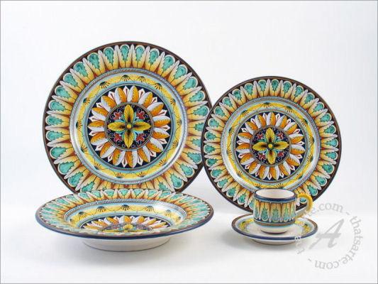 Ceramic Painting At Home