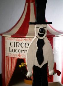 Frezzini&Zaganelli - Circo Lucerna e Romeo il clown - 2008
