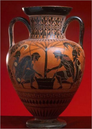 a short history of pottery from civita castellana
