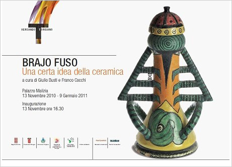 Italian Ceramics - A Certain idea of Ceramics - Brajo Fuso (1899-1980)