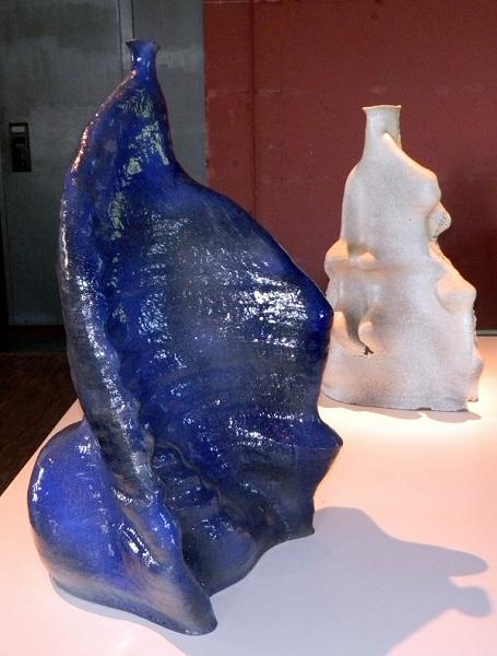 Riccardo Monachesi - White pneuma 2010, Blue pneuma 2012