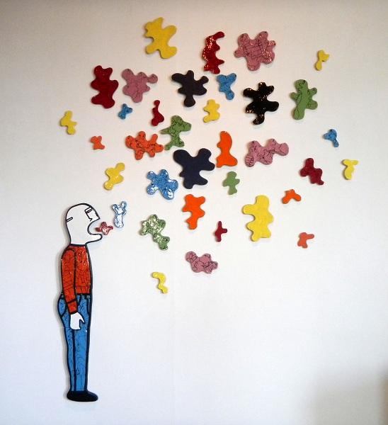 Fabrizio Dusi - Words in the wind 2012
