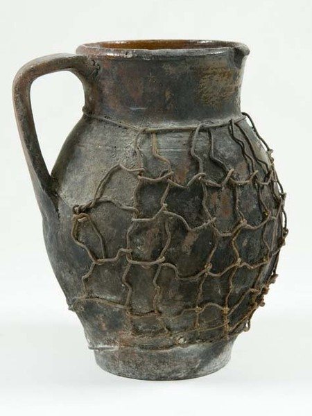 Old clay pot from Grottaglie - Credits Simone Mirto and Mimmo Vestita