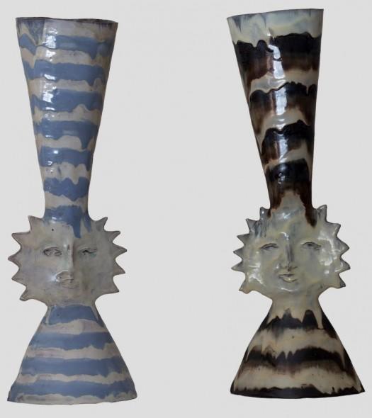 Fausto Melotti - Vase Sun - 1950 - Credits Montrasio Arte